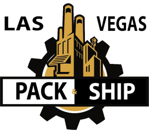 pack and ship store logo